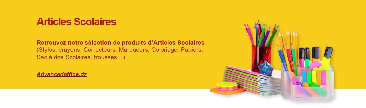 Articles scolaires