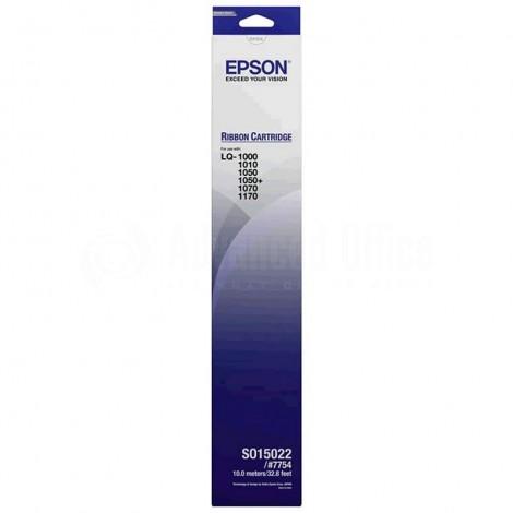 Ruban Compatible EPSON noir Pour LQ 1000/LK 1600K