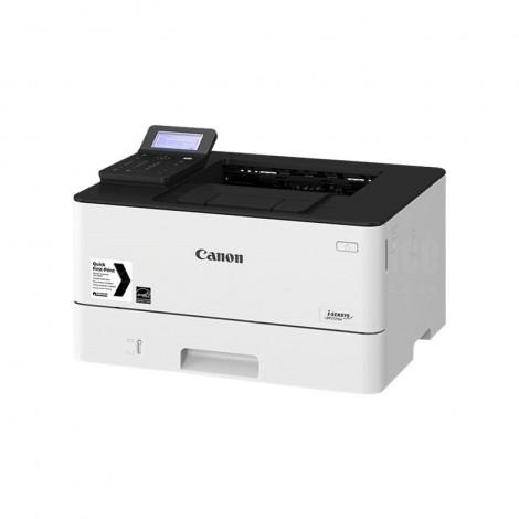 Imprimante Laser CANON i-SENSYS LBP212dw, Monochrome, A4, 33ppm, Recto-verso, 1Go, Écran LCD 5 lignes, USB, Wifi, Réseau, Apple AirPrint , Google Cloud Print , Mopria (Android), Blanc