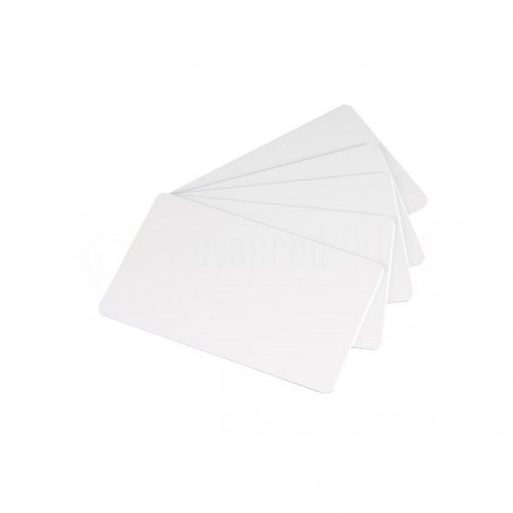 Carte PVC Blanche 0.76 mm