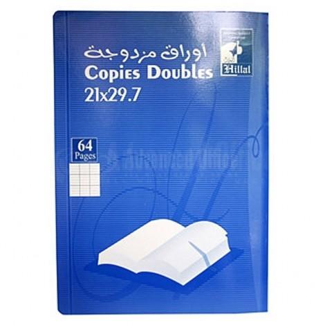 Double feuilles EL HILLAL 64 pages GF