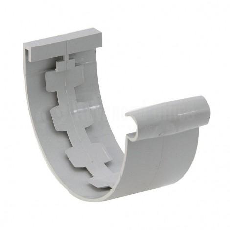 Jonction PVC Petit Modèle Gris