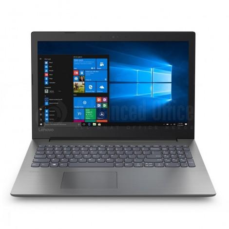 "Laptop LENOVO IdeaPad 330-15IKB, Intel Celeron 3867U, 4Go, 1To, DVD-RW, 15.6"", FreeDos, Onyx Black"