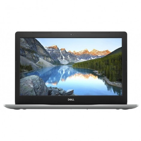 "Laptop DELL Inspiron 3581, Intel Core I3-7020U, 4Go, 1To, 15.6"", FreeDos, Silver"