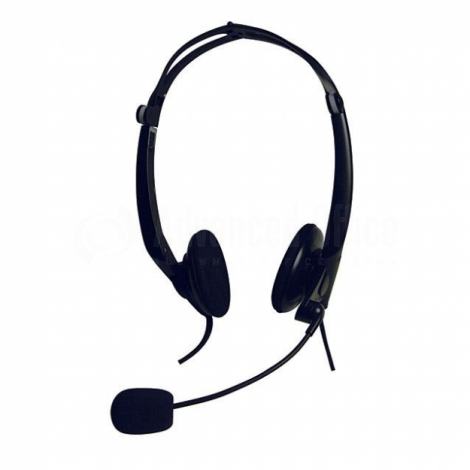 Casque A4TECH iChat Noir