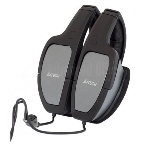 Casque A4TECH Pliable iChat Portable Gris