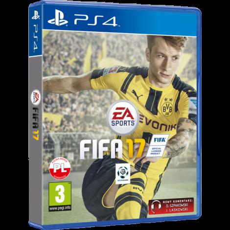 Jeu FIFA 2017 pour Playstation 4