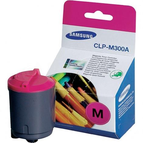 Toner SAMSUNG M300A Magenta pour CLP-300/CLX-2160/CLX-3160