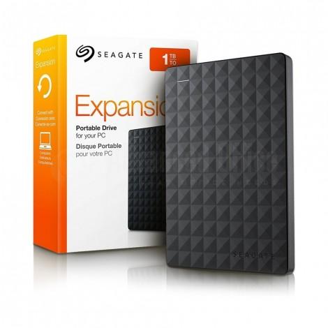 """Disque dur externe Seagate Expansion 1 To 2,5"""", 3.0  Noir"""