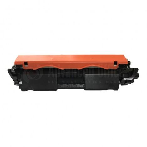 Toner CORALJET compatible 17A Noir pour HP LaserJet Pro M102 Series/ M102a/ M102w/ MFP M130 Series/ MFP M130a/ MFP M130fn/ MFP M130fw/ MFP M130nw 1600 Pages