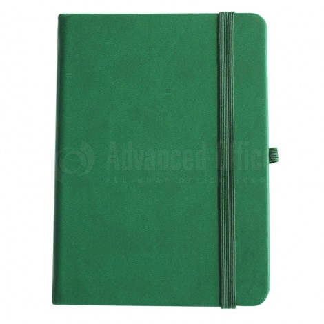NoteBook A6 Vert 196 pages