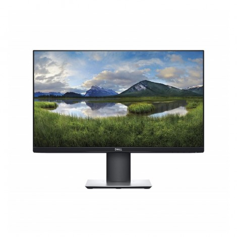 "Ecran professionnel DELL P2419H 24"" Full HD, USB 3.0, HDMI, VGA, Display Port, Noir"