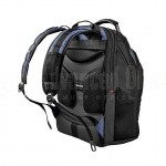 "Sac à dos porte PC SWISSGEAR-WENGER AirRunner Essential 14"" Blue  -  Advanced Office"