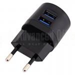 Chargeur Adaptateur AWEI C-900 2 USB 2.1A avec câble Micro USB pour smartphone Advanced Office