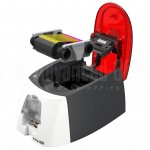 Imprimante à Badges EVOLIS Badgy 200, 325Cartes/Heure Couleur, 95Cartes/Heure Monochrome  -  Advanced Office Algérie
