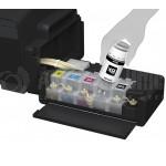 Imprimante Jet d'encre EPSON ITS L1300, Couleur, A3, 30ppm/17ppm, USB, Advanced Office