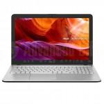"Laptop ASUS VivoBook  X543UA-GQ1401T, Intel Core i3-7020U, 4Go DDR4, 1To, DVD-RW, 15.6"", Windows 10, Silver transparent  -  Advanced Office Algérie"