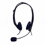 Casque A4TECH iChat Noir  -  Advanced Office