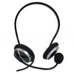 Casque microphone A4TECH Noir  -  Advanced Office