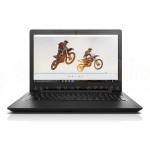 "Laptop LENOVO IdeaPad 110, Intel Celeron Dual Core N3060, 2Go, 500Go, 15.6"", FreeDos, Noir, Advanced Office"