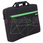 "image. Cartable porte PC BESTLIFE 15.6"" Multi-Compartiments Noir-Vert  -  Advanced Office Algérie"