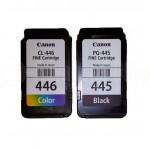 Pack de cartouche PG445/CL446 pour CANON Pixma IP2840/MG2440  -  Advanced Office