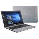 "Laptop ASUS X541UA, Intel Core I3-6006U, 4Go, 500Go, 15.6"", FreeDos, Silver  -  Advanced Office"