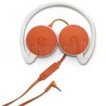Casque microphone HP H2800 Orange  -  Advanced Office
