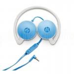 Casque microphone HP H2800 Bleu clair  -  Advanced Office