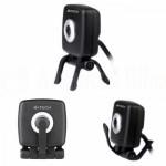 Webcam A4TECH 1080P Full HD, Microphone intégré, 16 Megapixel Noir  -  Advanced Office