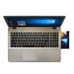 "Laptop ASUS VivoBook 15 X542UN, Intel Core I7-8550U, 8Go DDR4, 1To + 128Go SSD, DVD-RW, NVIDIA GeForce MX150 4Go, 15.6"", FreeDos, Gold  -  Advanced Office Algérie"