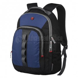 "Sac à dos porte PC SWISSGEAR-WENGER Mars Essential 16"" Bleu - Advanced Office"