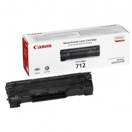 Toner CANON 712 Noir pour LBP 3100/3010  -  ADVANCED OFFICE