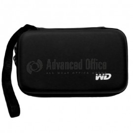 "Pochette WESTERN DIGITAL pour disque dur 2.5"" Noir - Advanced Office"