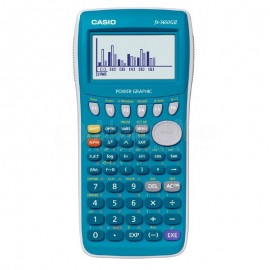 image.Calculatrice Graphique CASIO FX-7400GII, 8 Lignes, 396 Fonctions  -  Advanced Office
