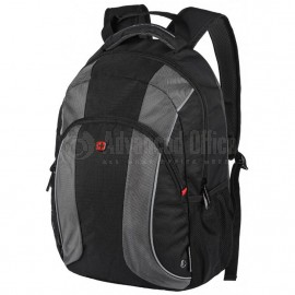 "image. Sac à dos porte PC SWISSGEAR-WENGER Mercury Essential 16"" Gris/Noir - Advanced Office Algérie"