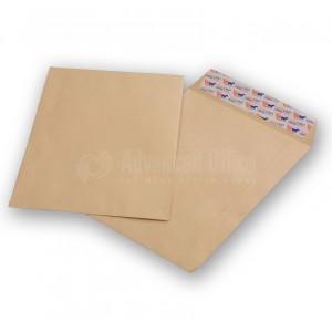 Boite de 250 enveloppes pochette A4 Kraft auto adhésive 229 x 324 mm
