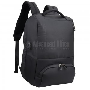 "image. Sac à dos porte PC BESTLIFE Travel Safe Neoton BB-3401-BK-1 15.6"", Port USB Externe, Noir-Gris  -  Advanced Office Algérie"