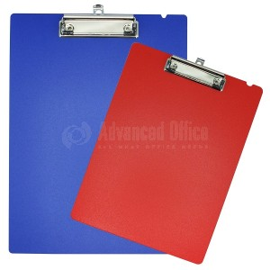 Clipboard DINGLI A4 en plastique à Porte stylo Multi couleurs  -  Advanced Office Algérie