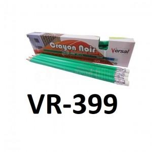 Crayon VERSAL Hexagonal Noir