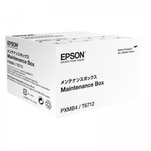 Collecteur de encre EPSON usagé WF-8590DWF/WF-8090DW/WF-8510DWF/ WF-8010DW 50000 Pages  -  Advanced office