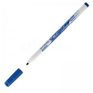 Marqueur Feutre BIC Velleda 1721 06 Pointe fine 1.5mm Bleu pour tableau blanc  -  Advanced Office
