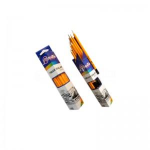 Crayon HB MAESTRO Tiangular Pencil Noir