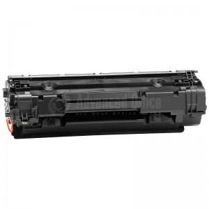 Toner TOP INK compatible HP Universel 35A/36A/85A/78A Noir équivalent CANON 712/713/725/728/726,  2 000 pages