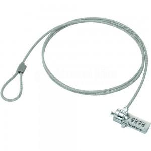 Câble de sécurité à code pour laptop