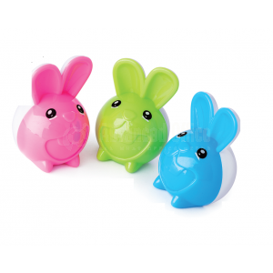 Taille Crayon VERTEX Funny Lapin 3 Couleurs
