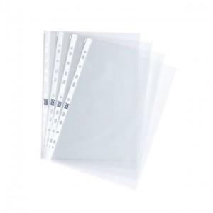Rame de 20 pochettes perforées tranparentes A4 MODUS 40 Mic  -  Advanced Office