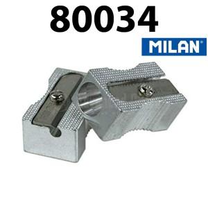 image. Taille Crayon MILAN rectangulaires en aluminium  -  Advanced Office