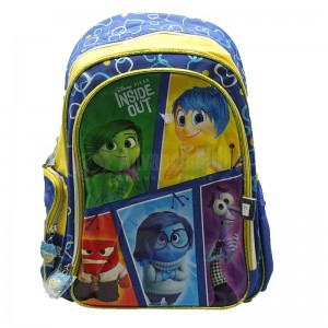 """image. Sac à Dos Scolaire INSIDE OUT 16""""  -  Advanced Office"""