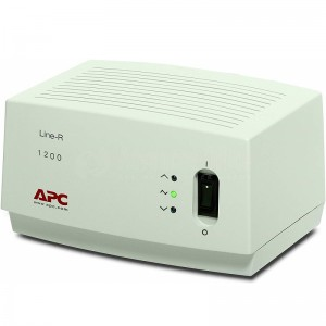 image. Stabilisateur de courant automatique APC 1200VA  -  Advanced Office Algérie
